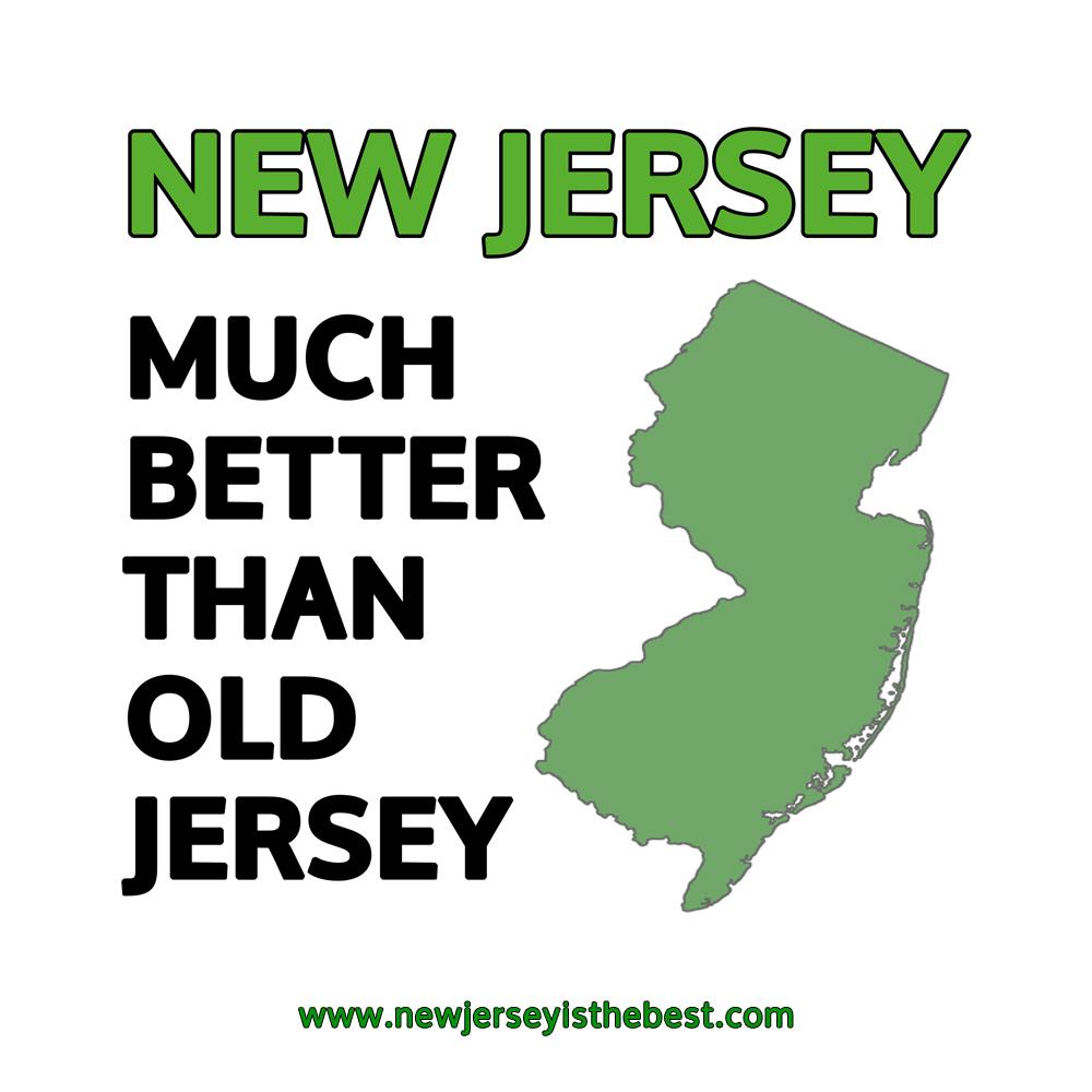 New Jersey: Better than the original